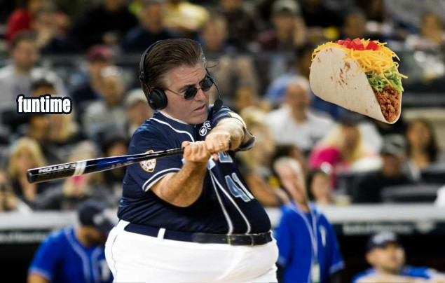 Daily Mix Report Episode 25 – Mike Francesa, Bar Taco, And Talking ToGirls
