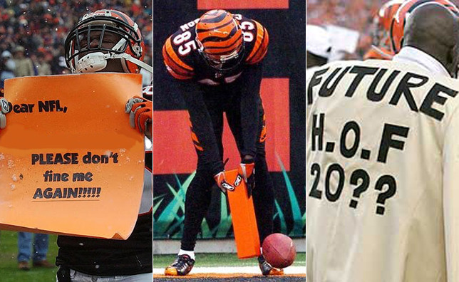 The Top 5 Touchdown Celebrations In NFL History – Daily Mix Report