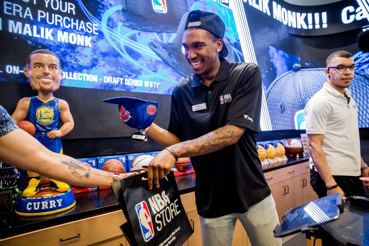 Interview: Malik Monk Talks NBA Draft Preparation And What It Would Mean To Play For TheKnicks