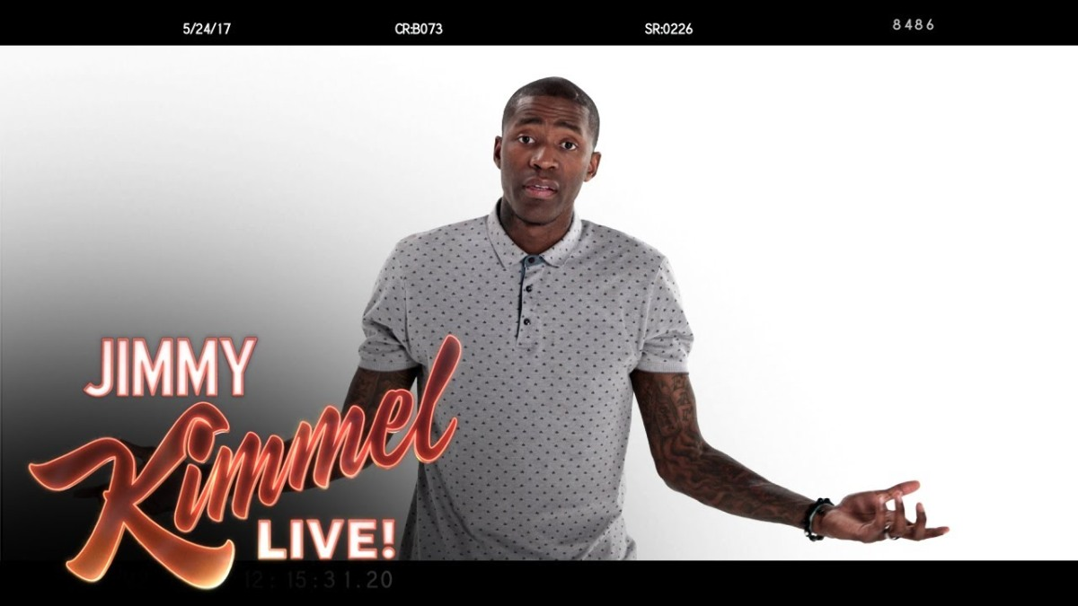 Zach Lavine Teamed Up With Jimmy Kimmel To Pull Off An Epic Prank On JamalCrawford
