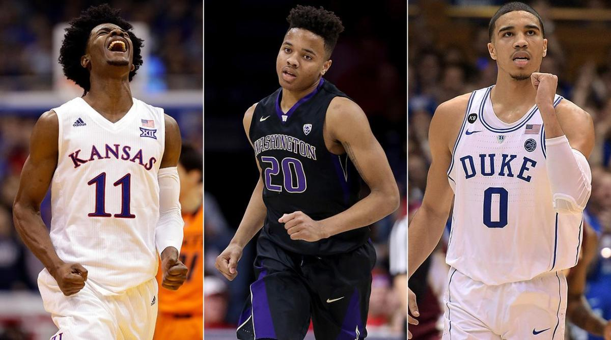 Top NBA Draft Prospects Reveal What's On Their Pre-gamePlaylist