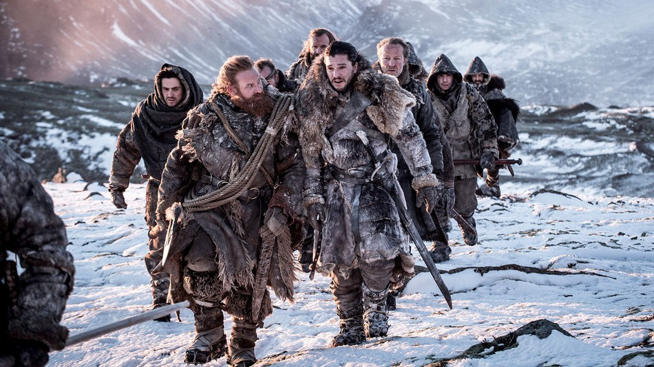 People Who Are Upset With The Timeline In 'Beyond The Wall' Are TheWorst
