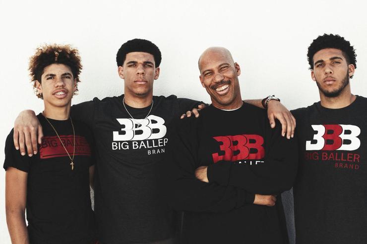 LaVar Ball To Start Big Baller Basketball League For High SchoolGraduates