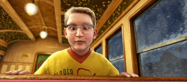 Image result for know-it-all polar express