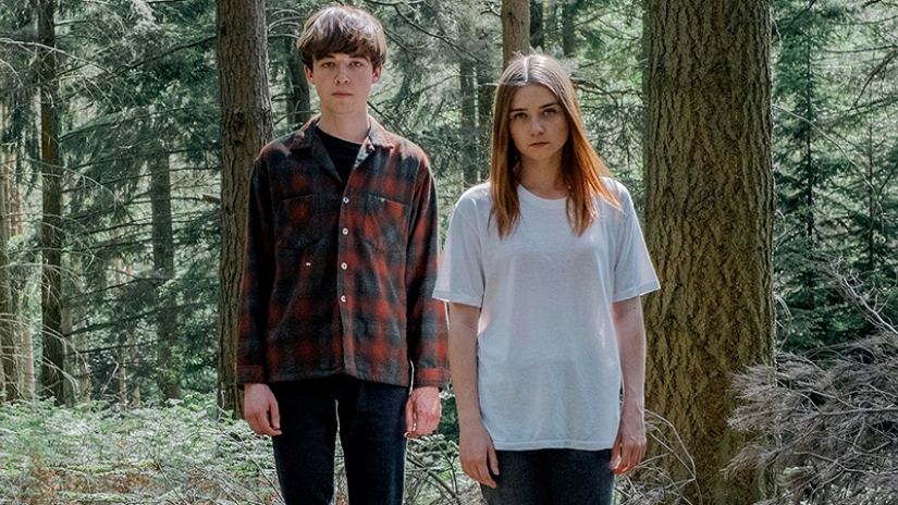 The End of the F***King World Review: Dark, Unique, And Enjoyable RomCom