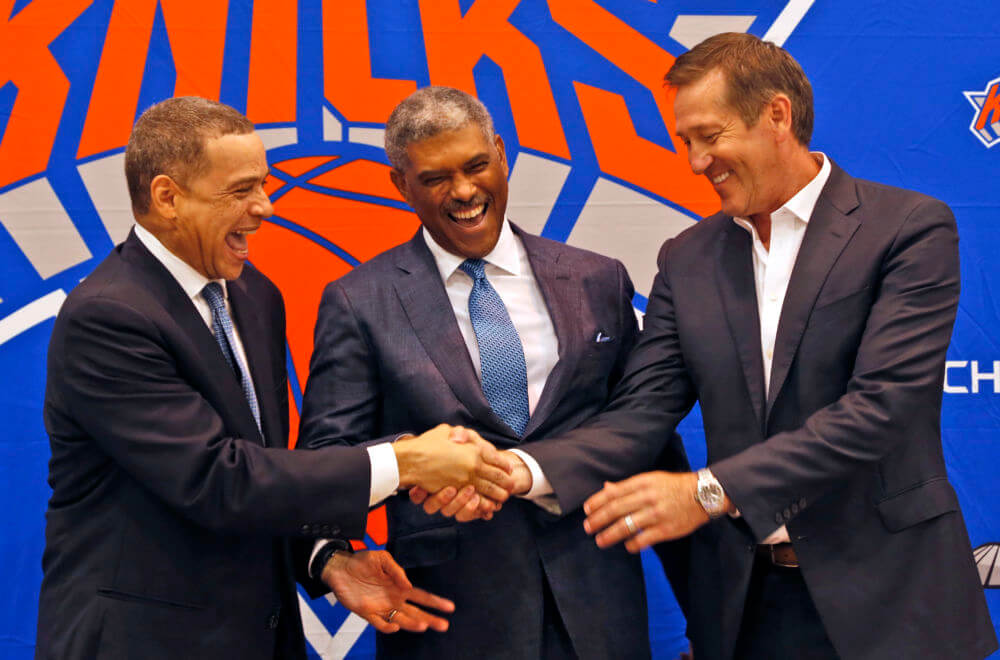Three Moves The Knicks Need To Make At The TradeDeadline