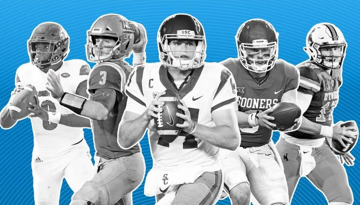 NFL Draft Scenarios For The New York Jets And New YorkGiants