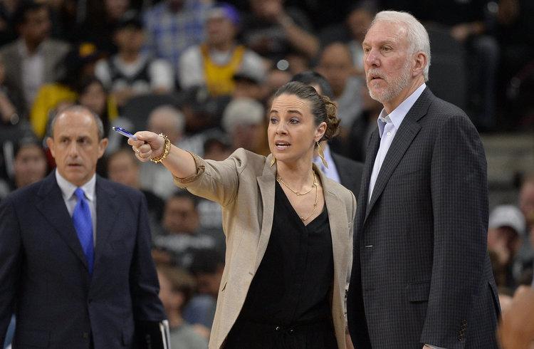 The New York Knicks Should Consider Hiring Becky Hammon As HeadCoach