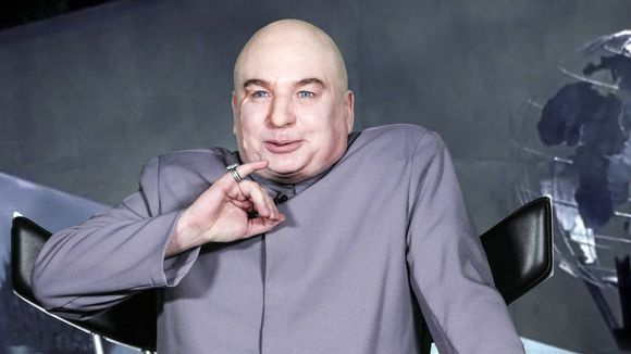 mike myers brings back dr evil for hilarious skit on the