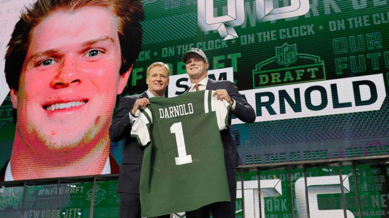 Prayers Answered: New York Jets Finally Land Their Savior by Selecting SamDarnold