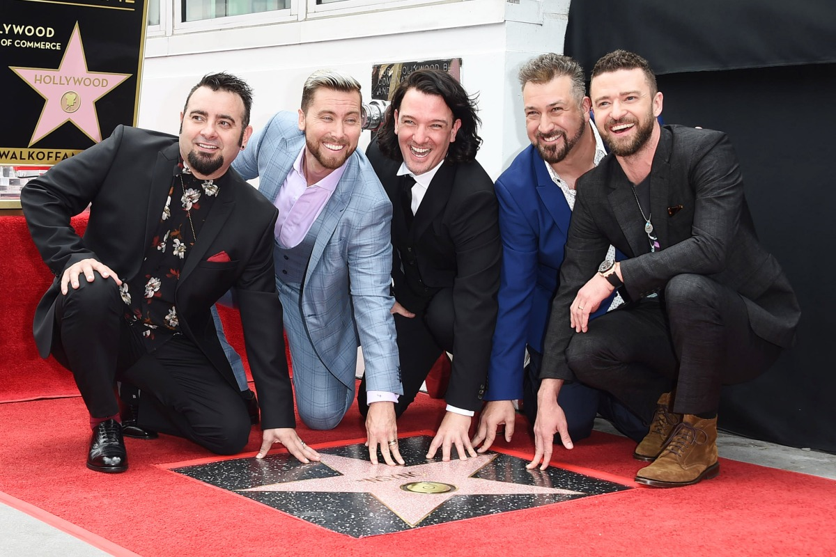 Ranking *NSYNC\'s Top Five Songs – Daily Mix Report