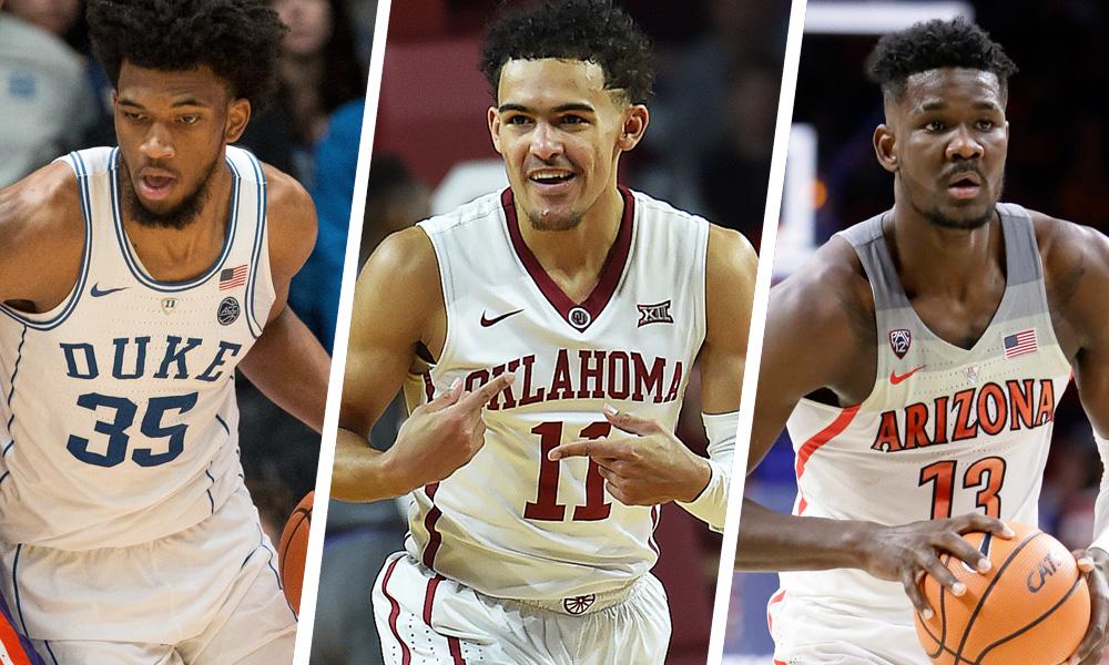 LordTreeSap's Official 2018 NBA Mock Draft1.0