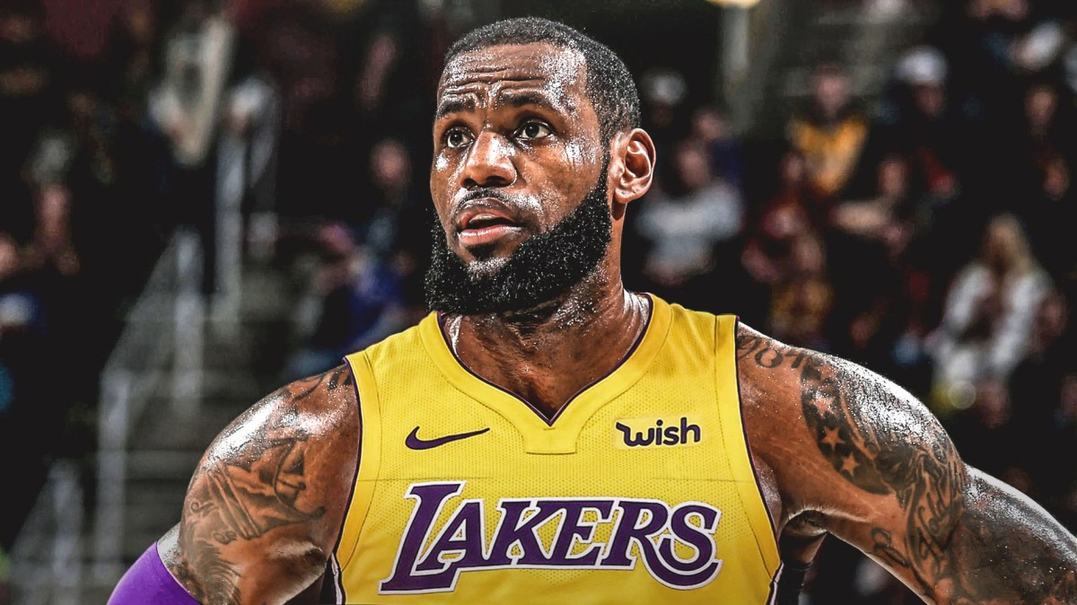 LeBron James Signs With TheLakers