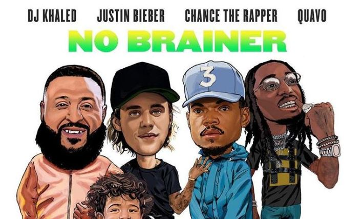 """Watch: DJ Khaled Just Released The New Song of The Summer, """"NoBrainer"""""""