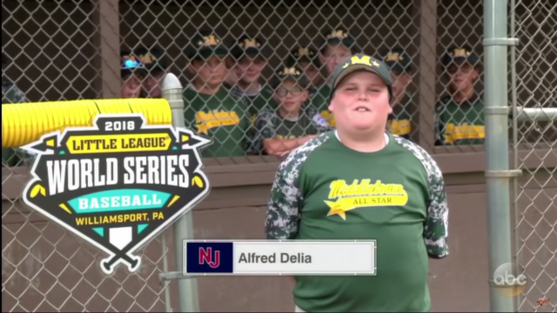 Big Al, The Little Leaguer Who Hits Dingers, Crushed His Interview On JimmyKimmel
