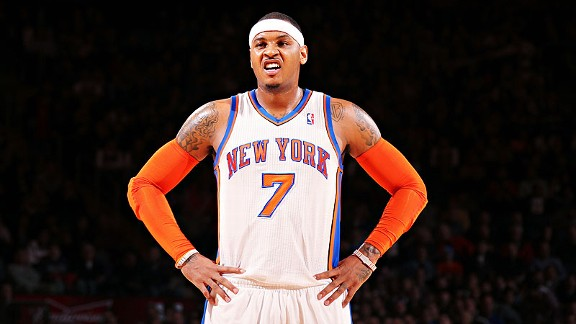 What If: The Knicks Never Traded For CarmeloAnthony?