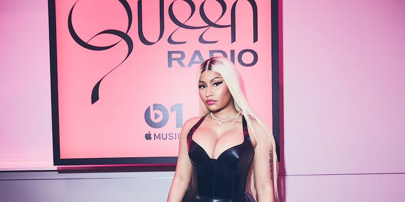 After All That She's Accomplished, Why Does Nicki Minaj RemainInsecure?