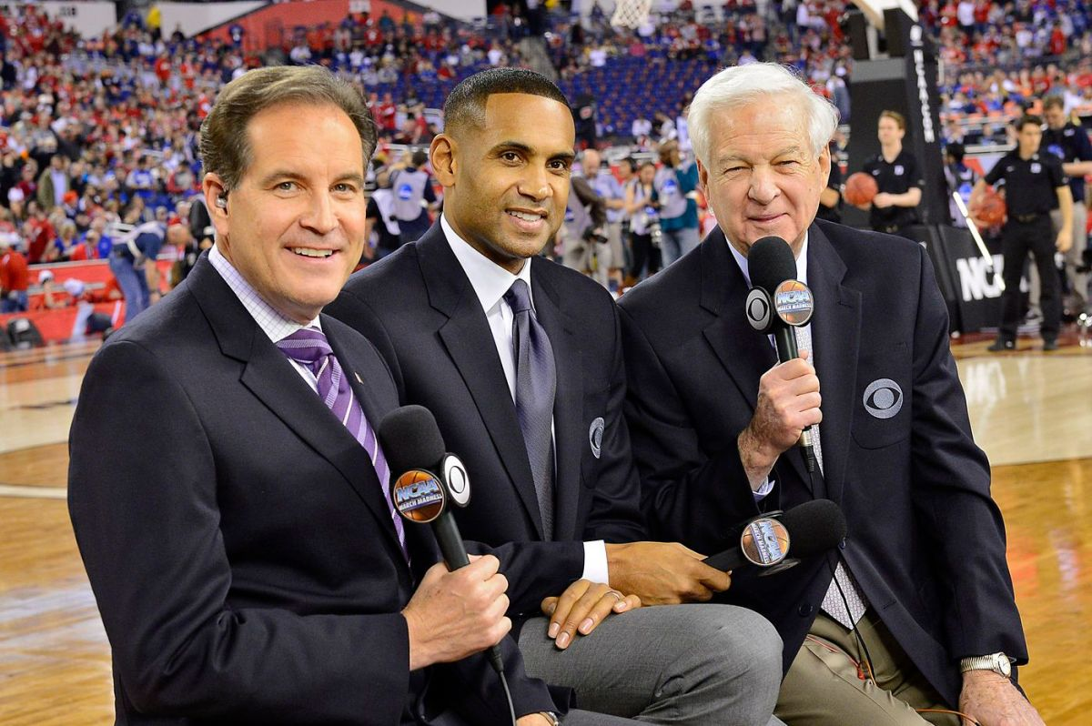 Grading the March Madness Announcers Heading Into WeekendTwo