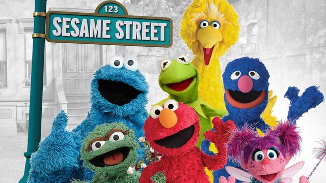Deserted Island With Elmo Grover Cookie Monster Or Oscar