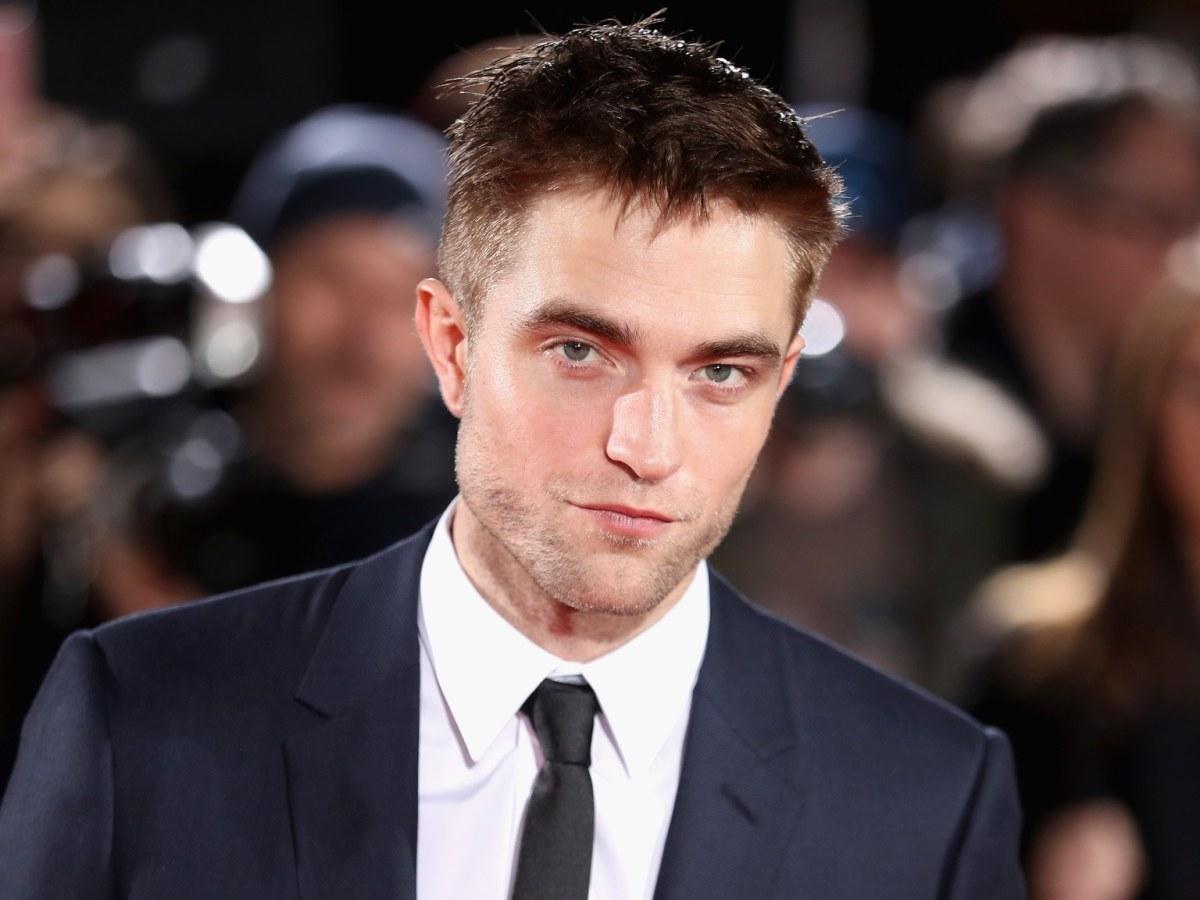 Robert Pattinson Has Been Tapped To Play 'TheBatman'