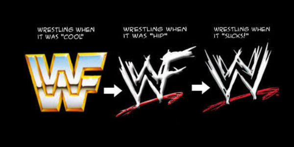 The Sinking WWE Continues to Frustrate ItsFans