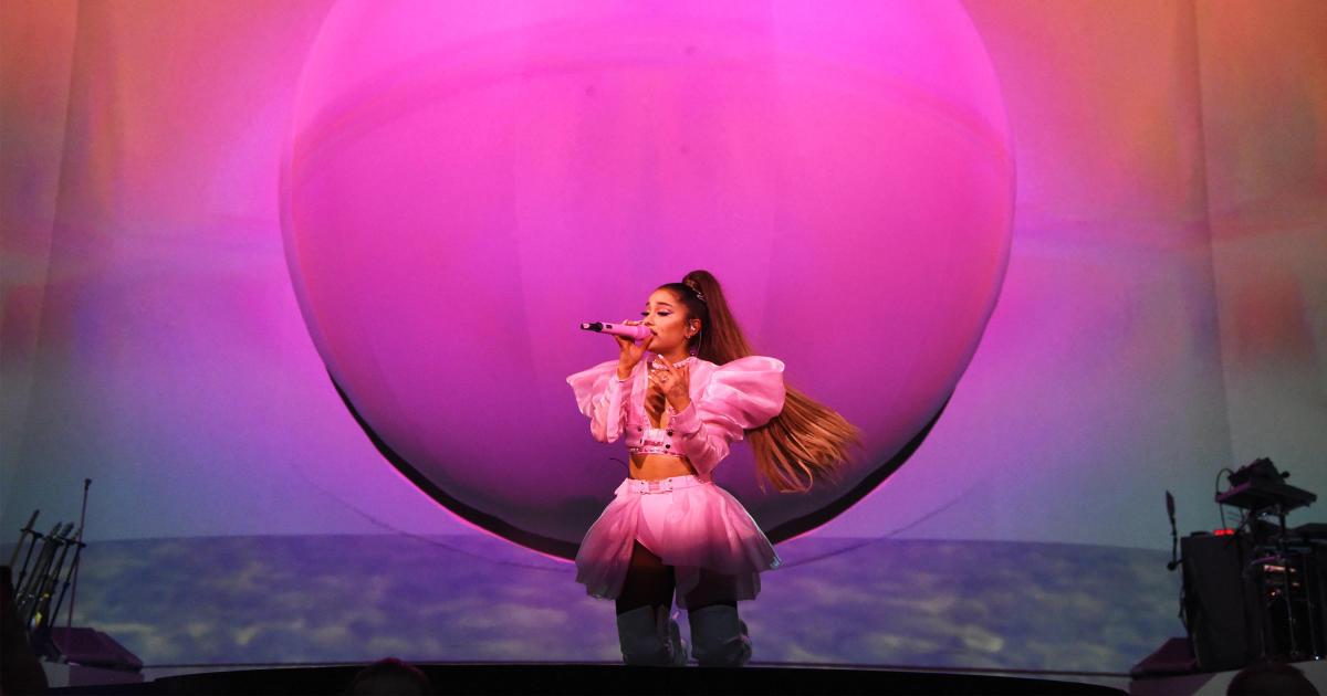 Ariana Grande Is ASuperstar