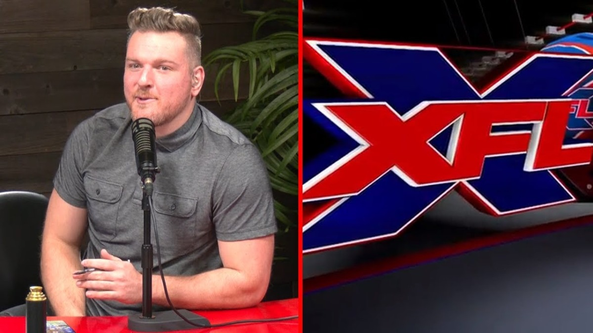 Pat McAfee Epitomizes XFL's EarlyStruggles