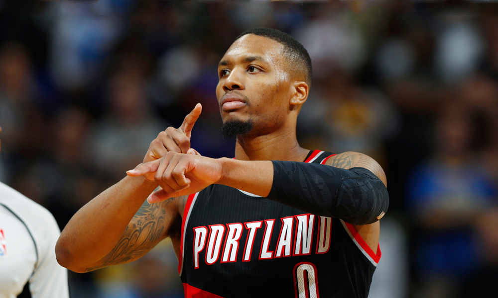 Dame Time: With the World at a Standstill, Lillard Finally Getting the Respect HeDeserves