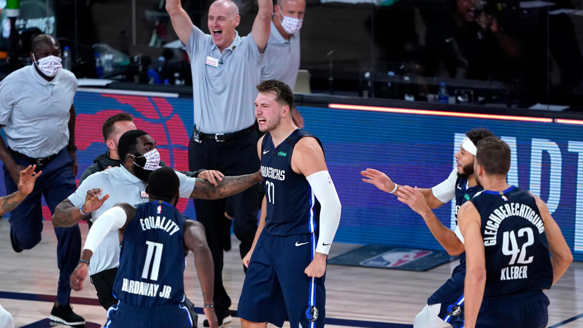 Is the NBA Luka Doncic's LeagueAlready?