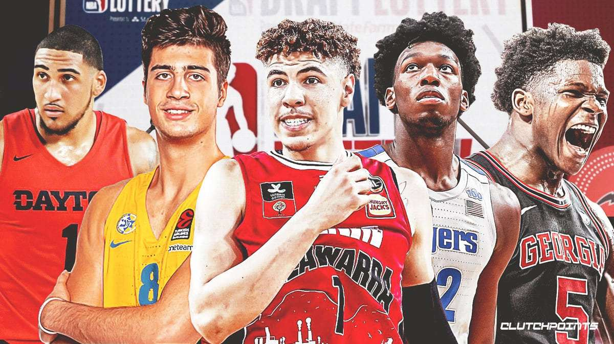 2020 Official NBA Mock Draft Featuring Coach Trager andLordTreeSap